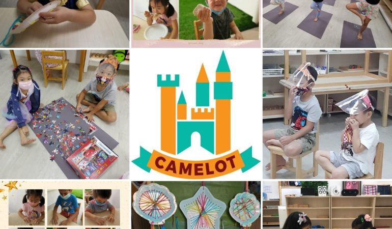 Holiday Programme for Children – Camelot Learning Centre
